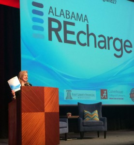Dr. Debbie kicks off RECharge