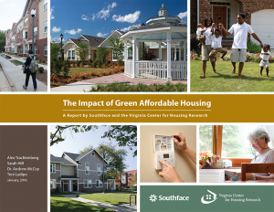 Southface-Impact of Green Affordable Housing Report_Exec Summary-1