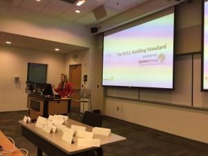 Presentation by Lauren M. Wallace